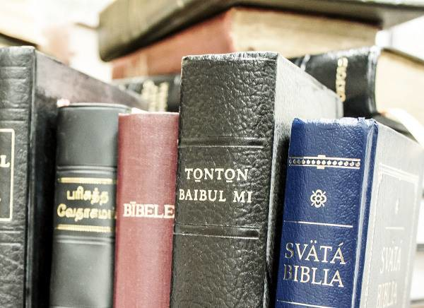 Preferred Bible Translations for Latter-day Saints in Non-English Languages