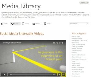 LDS Videos to Share on Social Media