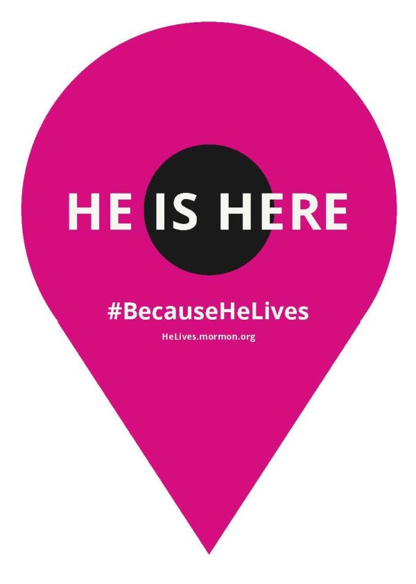 Where Do You See the Influence of Jesus Christ? #BecauseOfHim