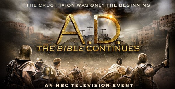 A.D.: The Bible Continues, TV Miniseries