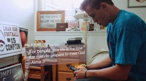 Technology Can Enhance Spiritual Communication