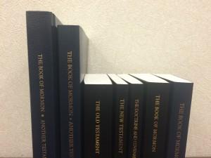 LDS Church Provides Economical Scriptures