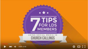 7 Tips for LDS Using Social Media in Church Callings