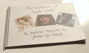 LDS Artists Collaborate in 'Evolution of Taylor Swift' Tribute