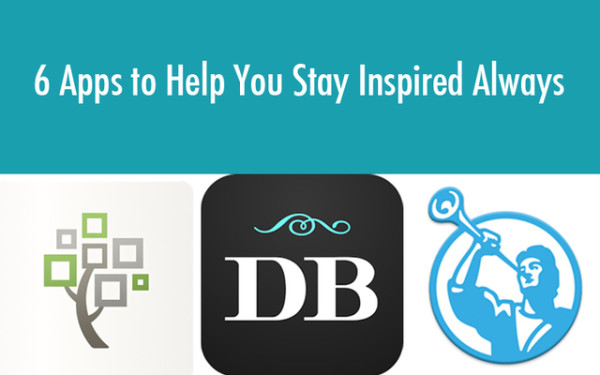 6 Apps to Help LDS Stay Inspired