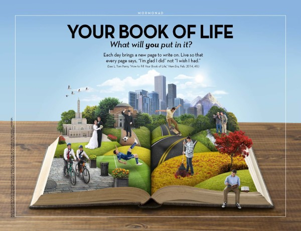 Mormonad: Your Book of Life