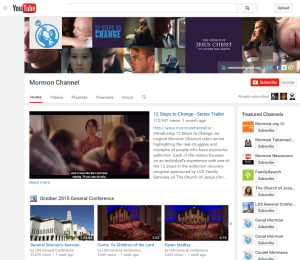 Watch and Share LDS Videos on YouTube