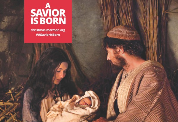 "Share ""A Savior Is Born"" Christmas Video"