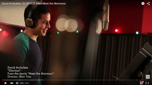 "Free Download of Song ""Glorious"" from Meet the Mormons in English and Spanish"
