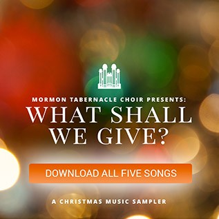 Free Christmas Gift from the Mormon Tabernacle Choir