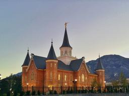 Provo City Center LDS Temple Nears Completion