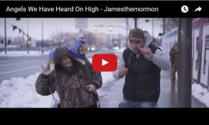 Jamesthemormon: Angels We Have Heard On High