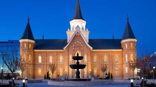 Video: Provo City Center Temple Completed