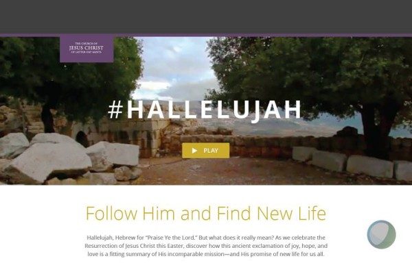 Easter Invitation 2016: Follow Him and Find New Life