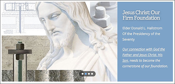 LDS Magazine Home Pages
