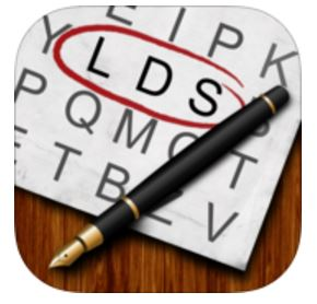 LDS Word Search Weekly Mobile App