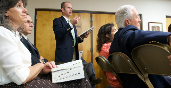 LDS Sunday School Presidencies Have Increasingly Important Role