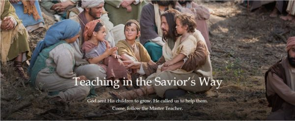 Live Broadcast: Teaching in the Savior's Way