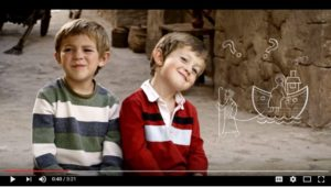 LDS Children Tell the Story of The Birth Of Jesus