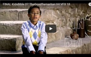 LDS Children Tell the Story of the Good Samaritan