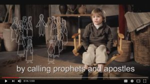 LDS Children Tell the Story of Jesus Organizes His Church