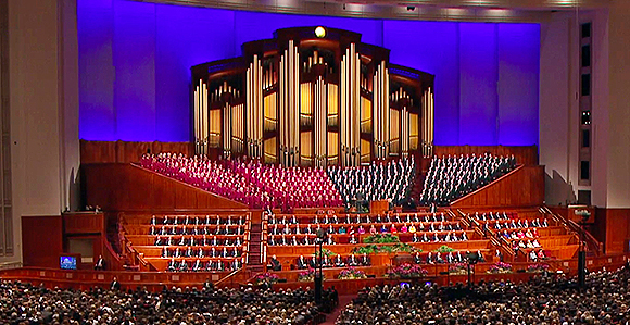 Invite Your Friends to Watch LDS General Conference