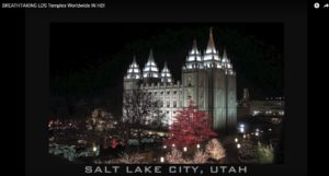 Video: Breathtaking LDS Temples Worldwide In HD