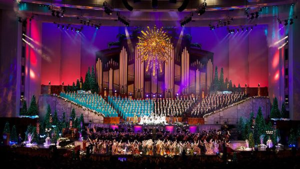 New Ticket System for Mormon Tabernacle Choir Christmas Concert 2016