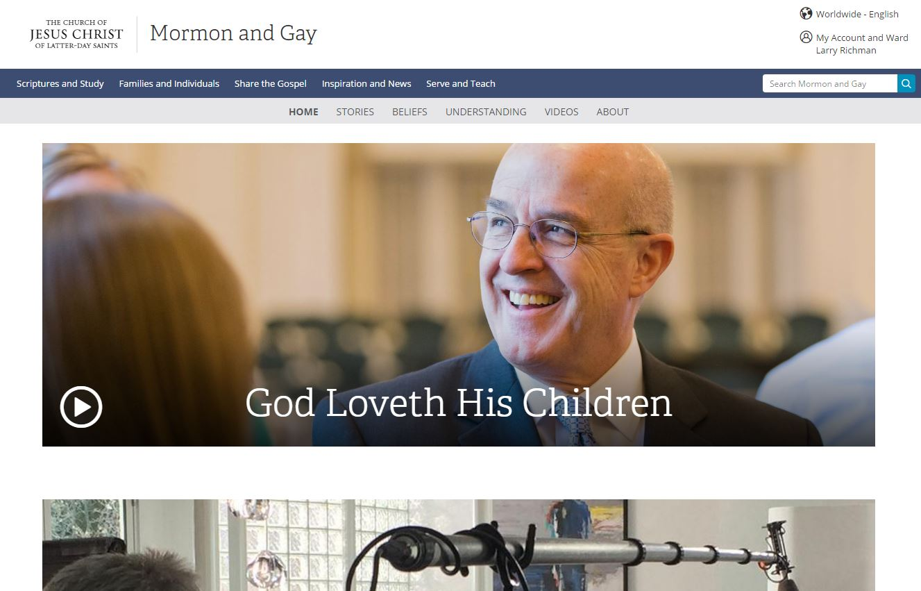 LDS Church Resources About Same-Sex Attraction in 38 Languages