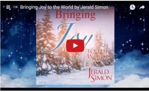 Christmas Music Video: Bringing Joy to the World by Jerald Simon