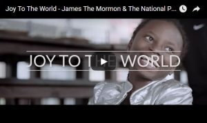 "JamestheMormon ""Joy to the World""  Video"