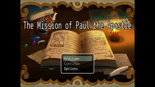 Bible Games: Mission of Paul