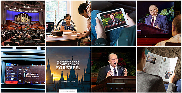 8 Ways to Access LDS General Conference