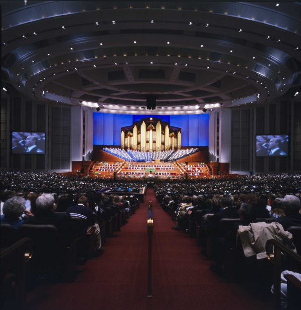 Coverage of the October 2017 LDS General Conference