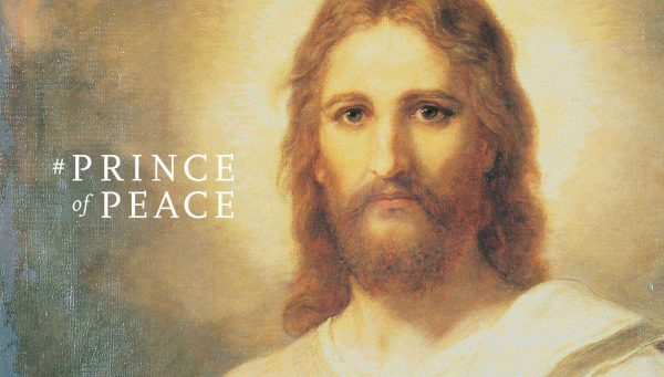 Find Peace through Hope in Jesus Christ, the #PRINCEofPEACE