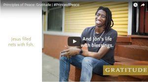 Video: Principles of Peace: Gratitude