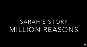 Music Video on Suicide Prevention: Sarah's Story
