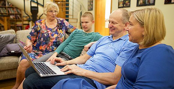 Family-Latvian