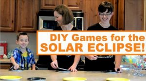 3 DIY Games to Play While You Wait for the Solar Eclipse
