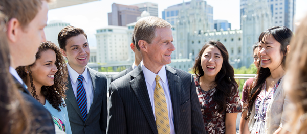 Elder Bednar to Speak to Young Adults in Worldwide Devotional, Sep. 10
