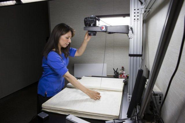 FamilySearch Digital Records Replace Microfilm