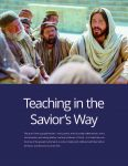 Teaching-Saviors-Way