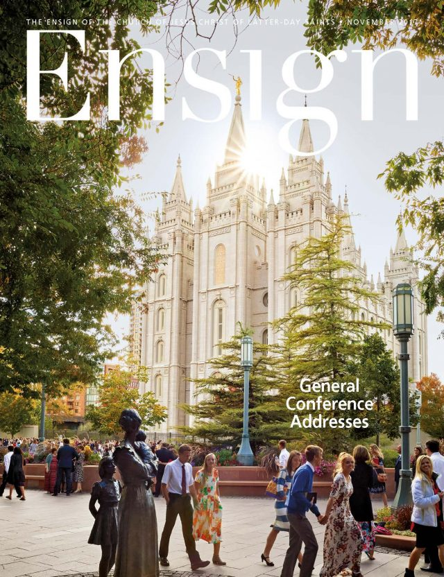 LDS General Conference Ensign & Liahona Now Online