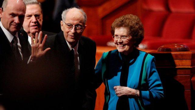 Funeral Plans for LDS Apostle Elder Robert D. Hales