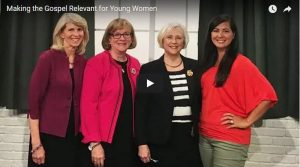 LDS Church Video: Making the Gospel Relevant for Young Women