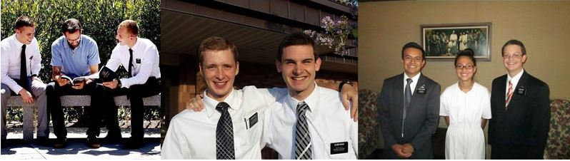 Missionary Pickup: Parents Picking Up LDS Missionaries