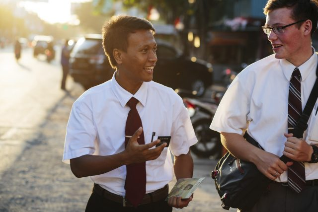 Changes Coming in LDS Missionary Work