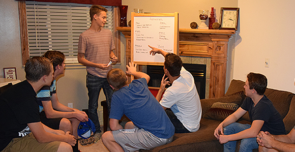 LDS Young Men Should Plan Meaningful Activities for 2018