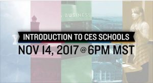 Introduction to CES Schools