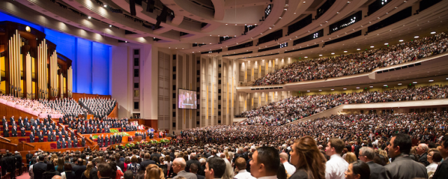Tickets for LDS General Conference